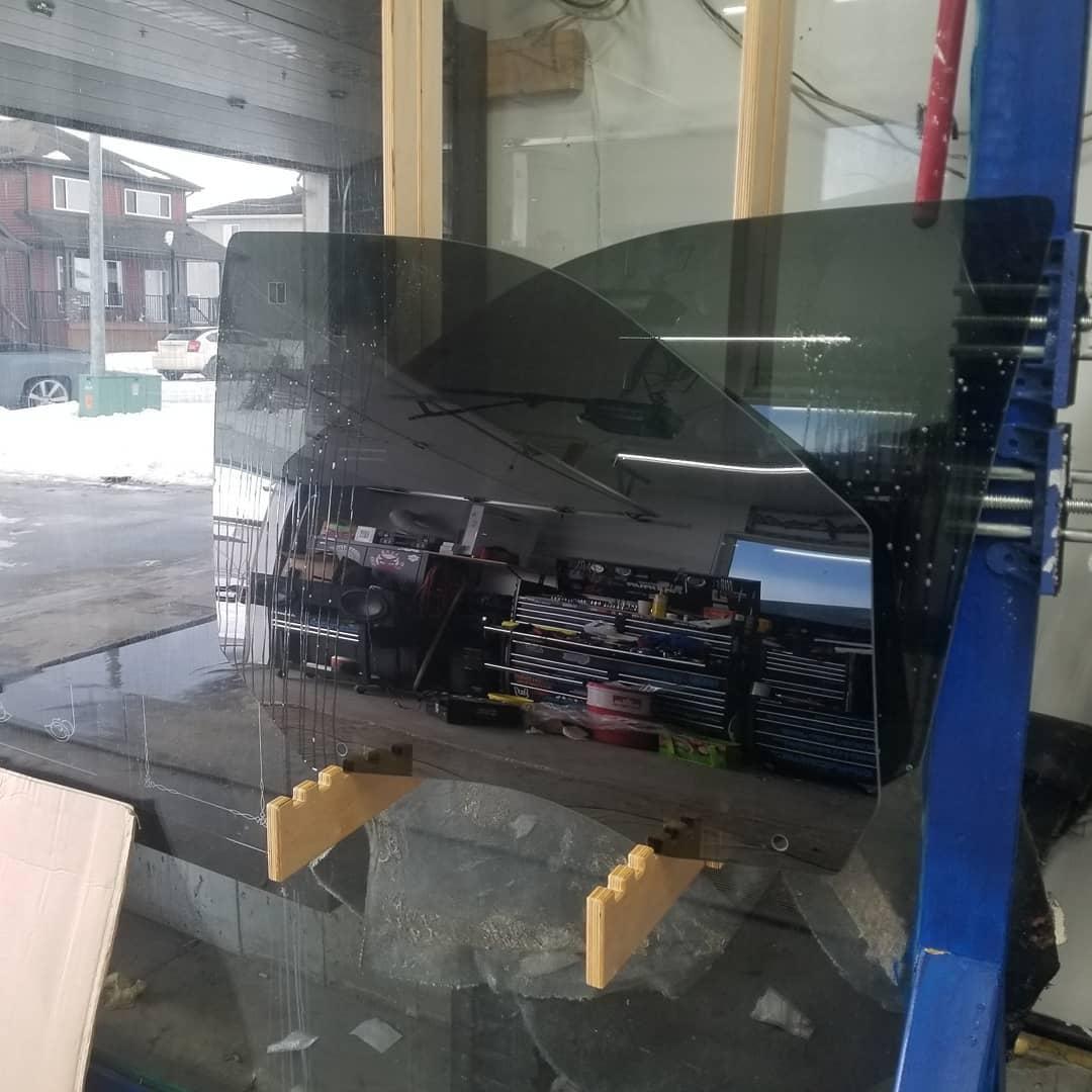 Smoked Glass